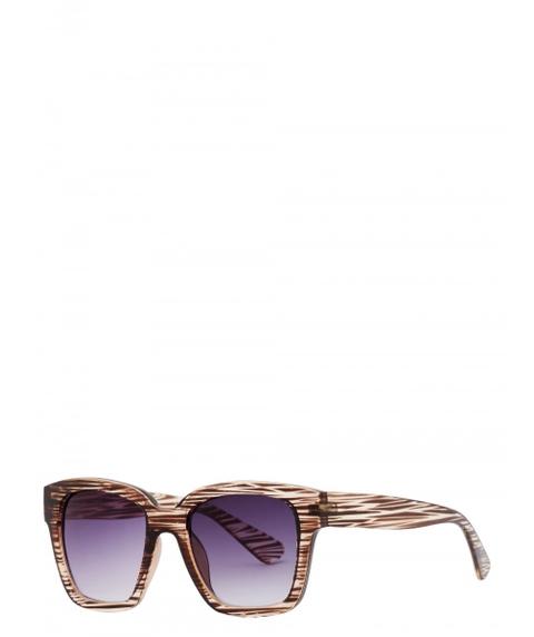 Evie Brown Sunglasses