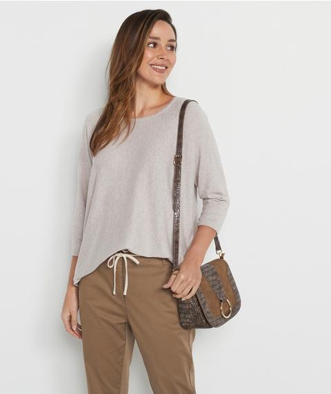 Pretty Swing Pullover