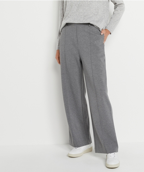 RELAXED WIDE LEG PANT