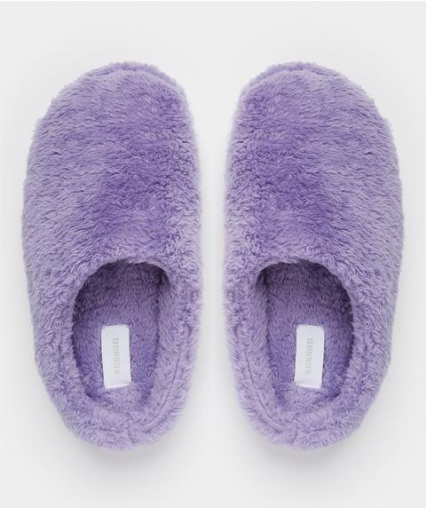 Fluffy Clog Slipper