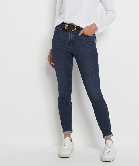 Blue Black Slim Jean