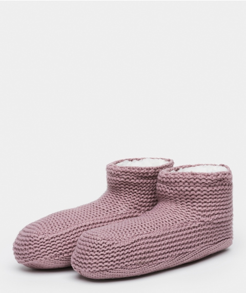SHERPA LINED BOOTIE