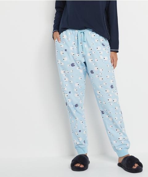 Sheep Print Flannelette Pyjama Pant