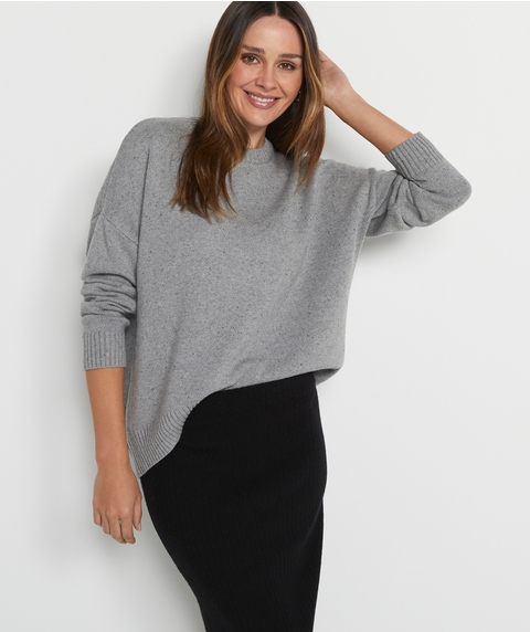HILO KNITTED SWEAT