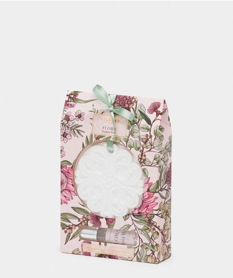 Banksia Rose Scented Ceramic Disc