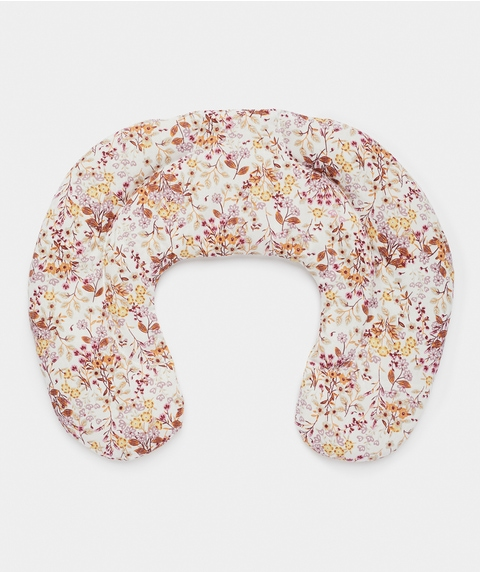 FLORA FLORAL SHOULDER HEAT PACK FILLED WITH LUPIN
