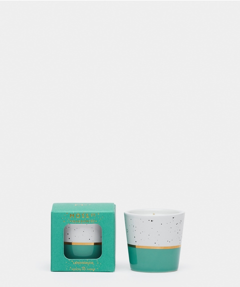 Moss St Small Lemongrass Candle