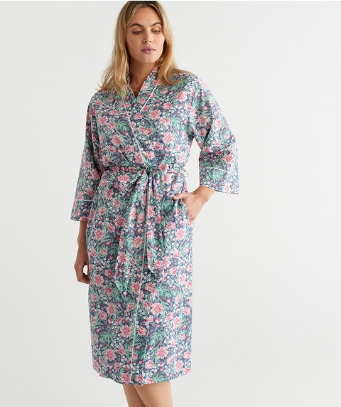 WR BOTANICAL FLORAL W GOWN