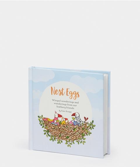Nest Eggs Twigseeds Book