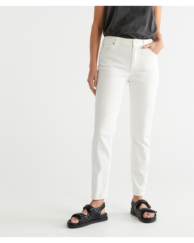 RELAXED WHITE JEAN