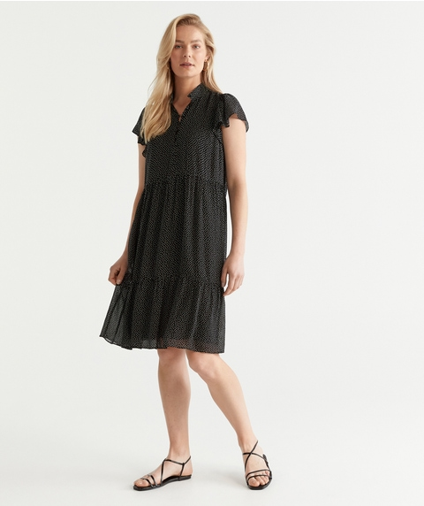 Pin Dot Dress