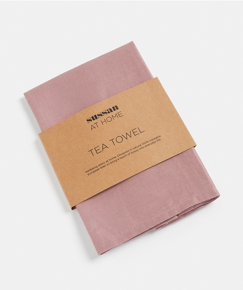 W TEA TOWEL
